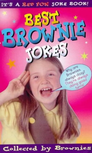 Best Brownie Joke Book By Illustrated by Shelagh McGee
