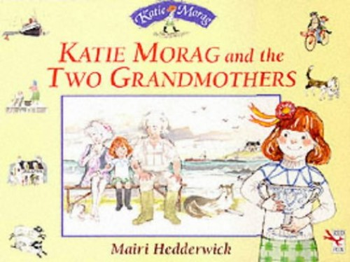 Katie Morag And The Big Boy Cousins: Big Book (Red Fox Giant Picture Book) By Mairi Hedderwick