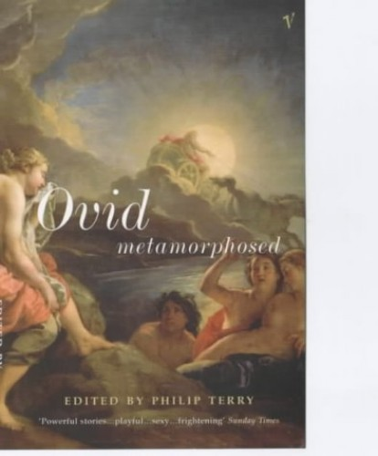 Ovid Metamorphosed By Philip Terry
