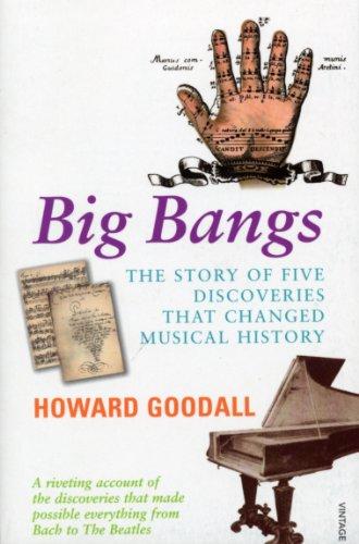 Big Bangs By Howard Goodall
