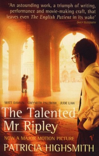 The Talented Mr.Ripley by Patricia Highsmith