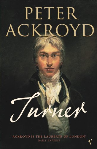 Turner: Brief Lives 2 by Peter Ackroyd