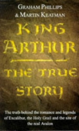 King Arthur By Martin Keatman
