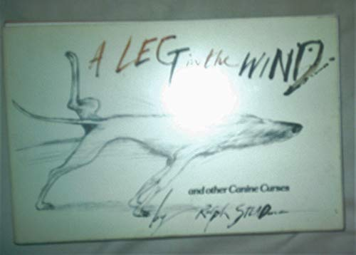 Leg in the Wind By Ralph Steadman
