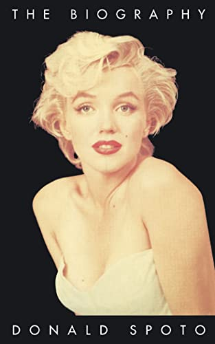 Marilyn Monroe By Donald Spoto