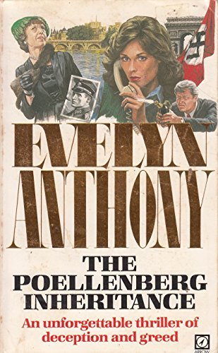 The Poellenberg Inheritance By Evelyn Anthony