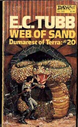 Web of Sand By E. C. Tubb
