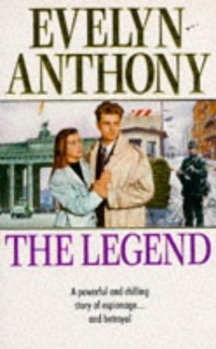 The Legend By Evelyn Anthony