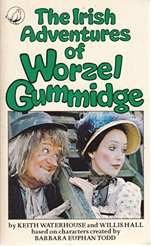 Irish Adventures of Worzel Gummidge By Willis Hall