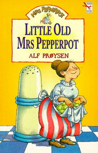 Little Old Mrs Pepperpot By Alf Proysen