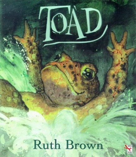 Toad By Ruth Brown