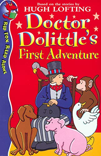 Dr Dolittle's First Adventure By Hugh Lofting
