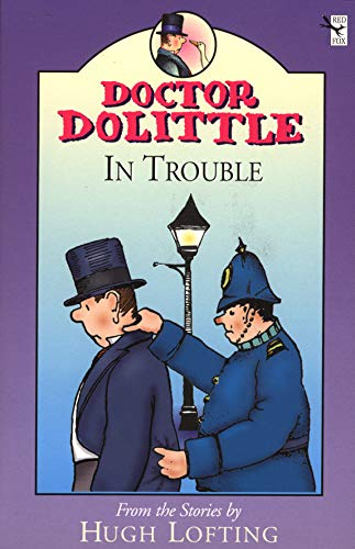 Dr Dolittle In Trouble By Hugh Lofting