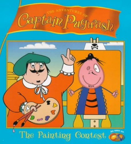 """Captain Pugwash"" By Sally Byford"