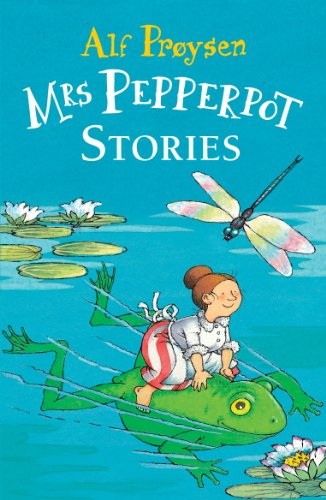 Mrs. Pepperpot Stories by Alf Proysen
