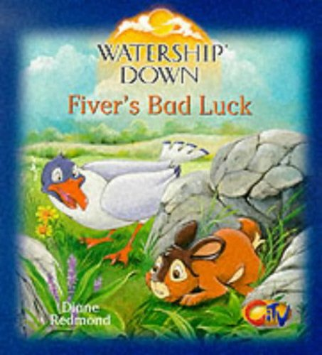 Watership Down - Fivers Bad Luck By Diane Redmond