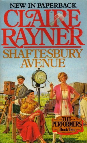 Shaftesbury Avenue By Claire Rayner
