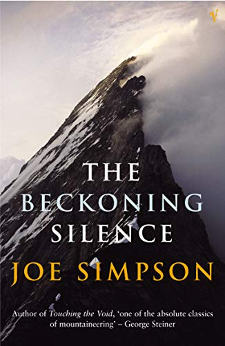 The Beckoning Silence By Joe Simpson