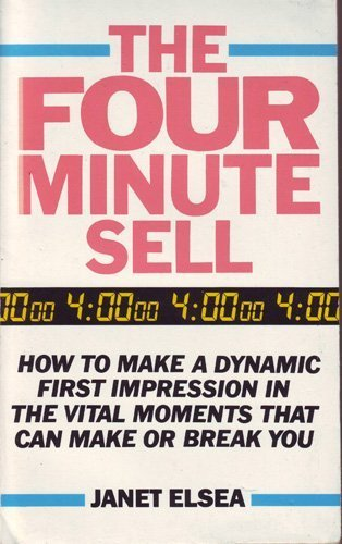 Four Minute Sell By Janet Elsea