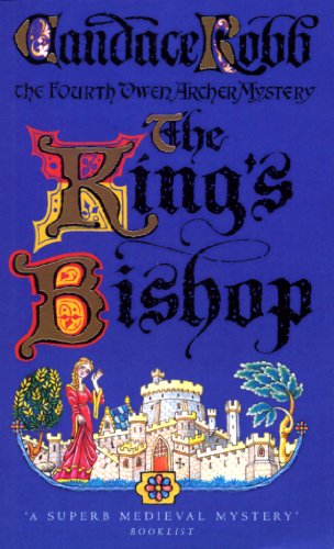King's Bishop By Candace Robb