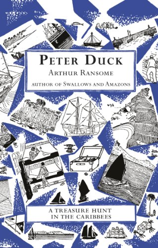 Peter Duck By Arthur Ransome