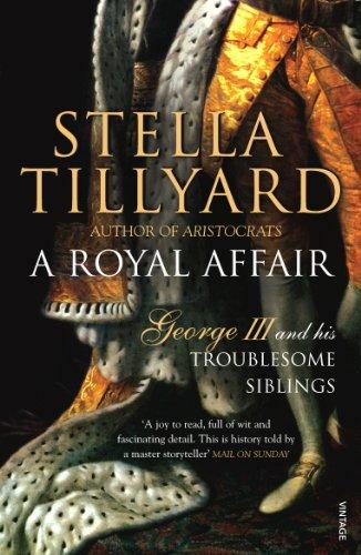 A Royal Affair By Stella Tillyard