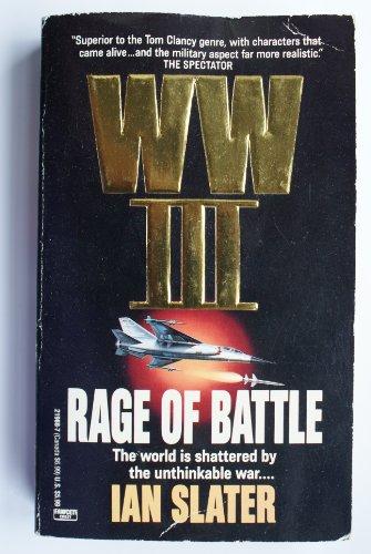 Rage of Battle By Ian Slater