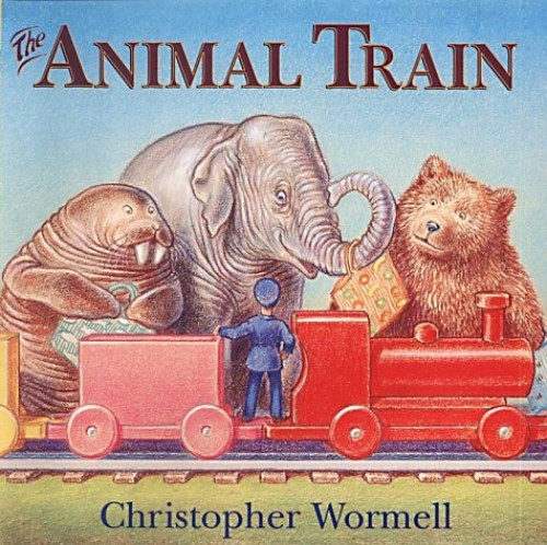 The Animal Train By Chris Wormell