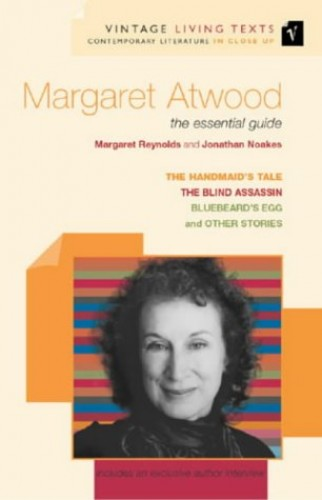 Margaret Atwood By Jonathan Noakes