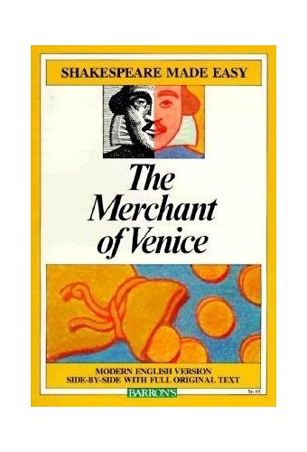 The Merchant of Venice (Shakespeare Made Easy) By William Shakespeare
