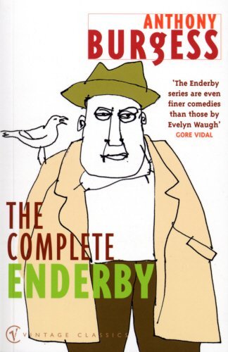The Complete Enderby By Anthony Burgess