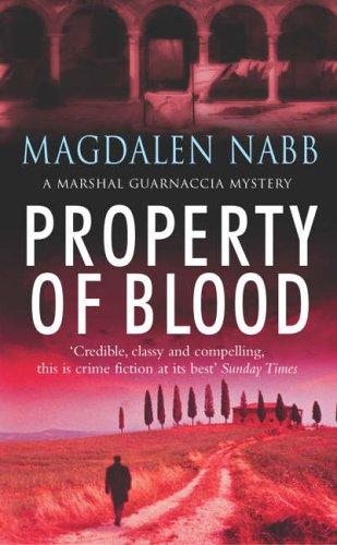 Property Of Blood By Magdalen Nabb