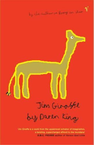Jim Giraffe By Daren King