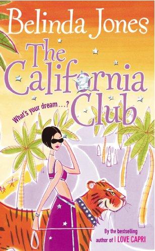The California Club By Belinda Jones