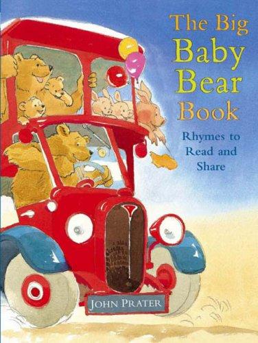 BIG BABY BEAR BOOK THE By John Prater