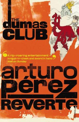 The Dumas Club By Arturo Perez-Reverte