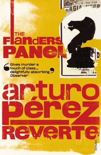 The Flanders Panel by Arturo Perez-Reverte
