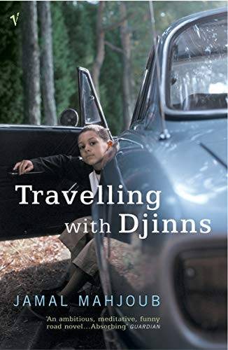 Travelling With Djinns By Jamal Mahjoub