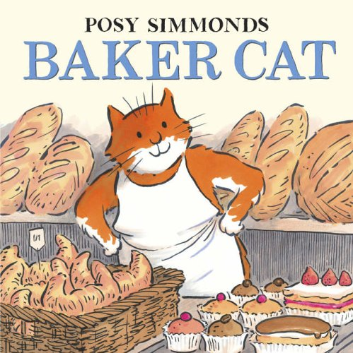 BAKER CAT By Posy Simmonds