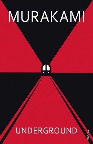 Underground By Haruki Murakami