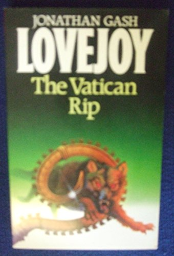 The Vatican Rip By Jonathan Gash