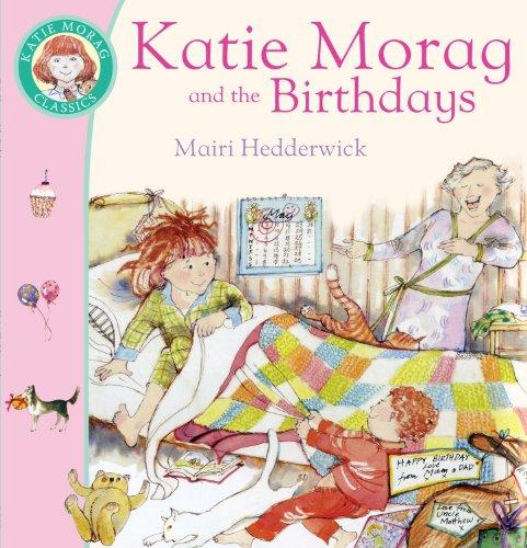 Katie Morag And The Birthdays By Mairi Hedderwick