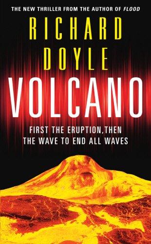 Volcano By Richard E. Doyle