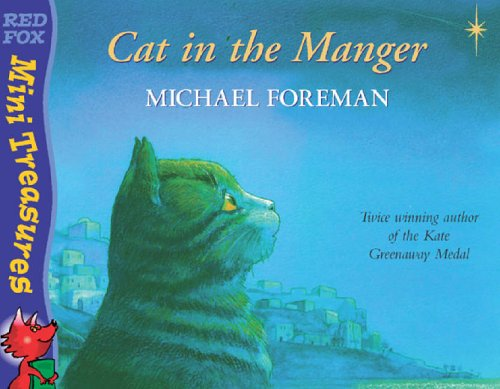 Cat in the Manger By Michael Foreman