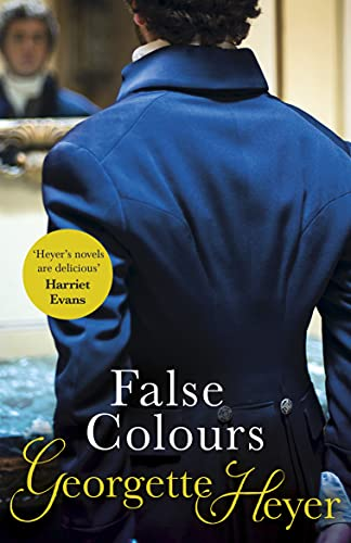 False Colours by Georgette Heyer