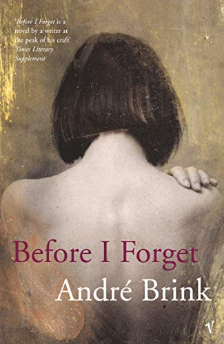 Before I Forget By Andre Brink
