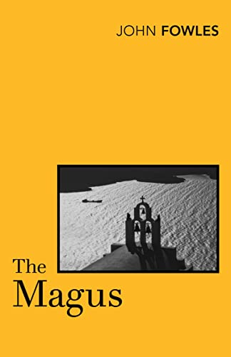 The Magus (Vintage Classics) By John Fowles