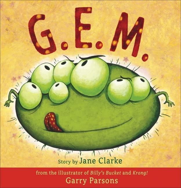 G.E.M. By Jane Clarke