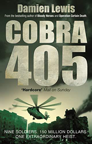 Cobra 405 By Damien Lewis