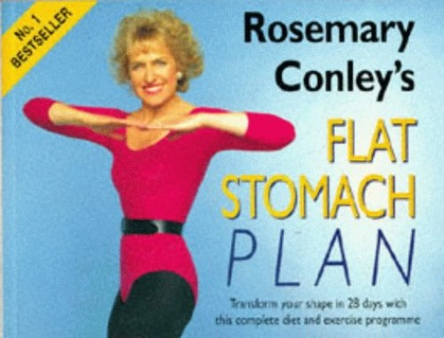 Rosemary Conley's Flat Stomach Plan by Rosemary Conley